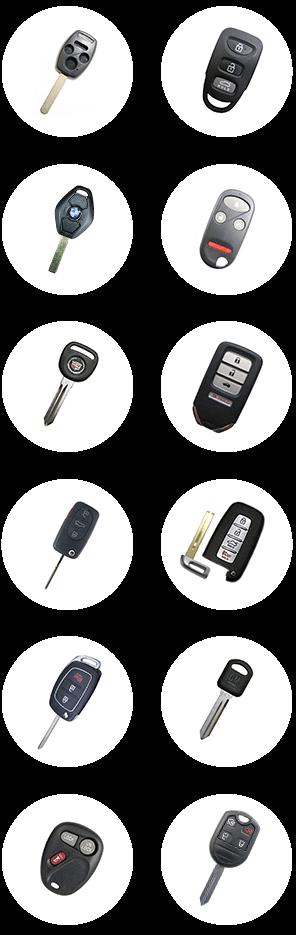 Mobile-Auto Lockmith Keys